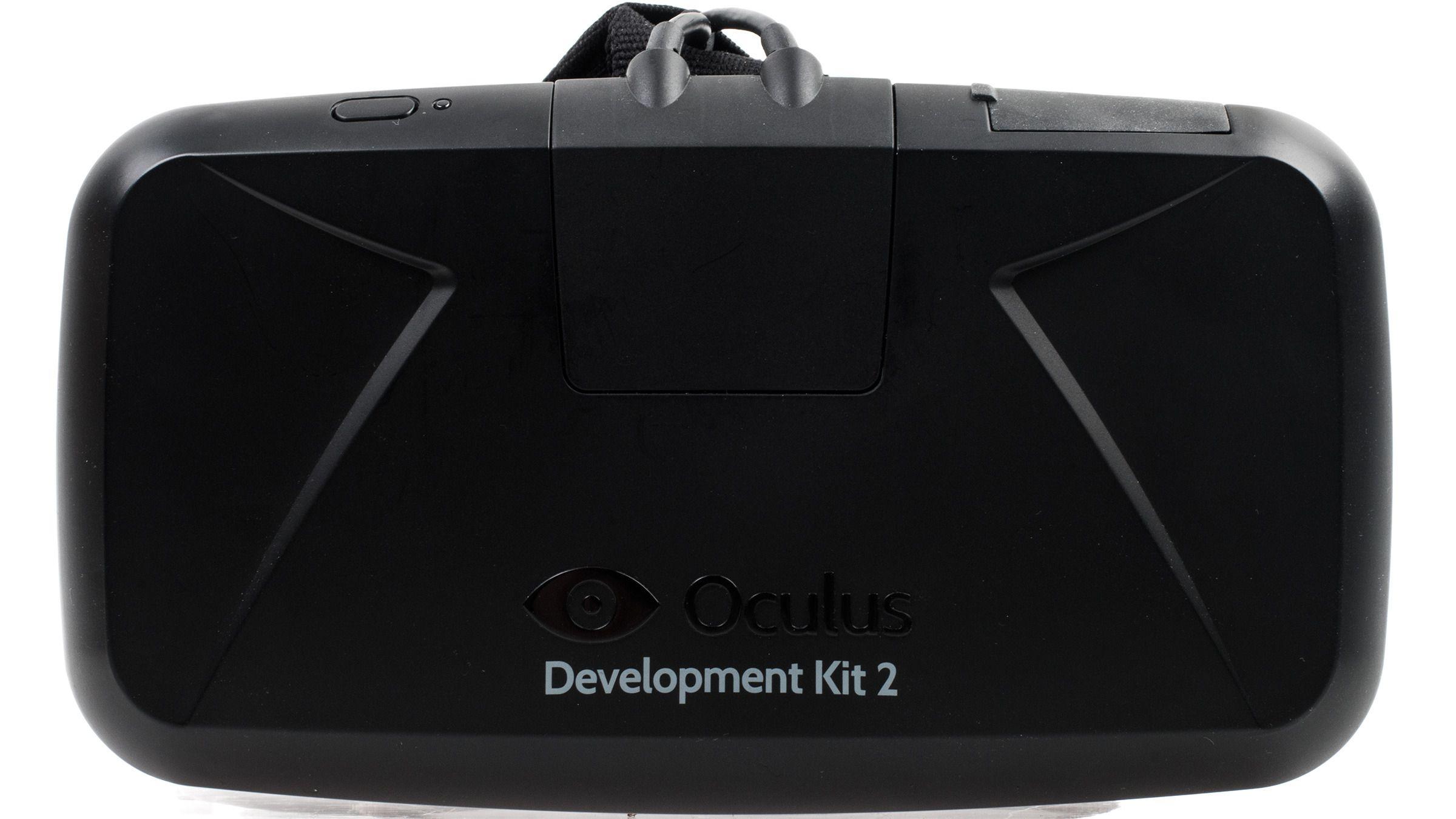 Hovedpersonen selv: Oculus Rift DK2.Foto: Varg Aamo, Tek.no