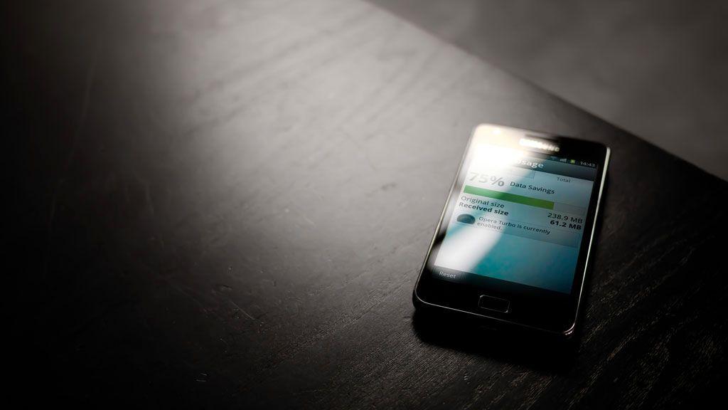 Opera Mini 7 klar for Android