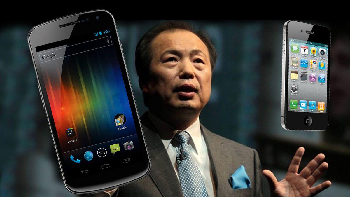Samsung knuser Apple