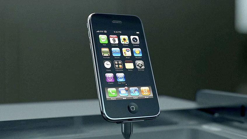 Iphone 2.2 nærmer seg