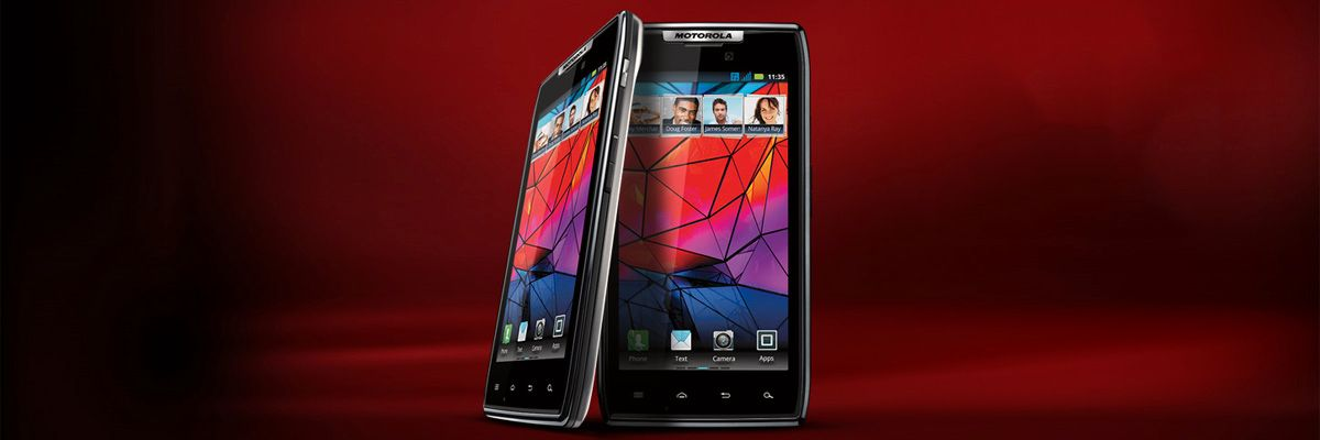 Android 4.0 for Motorola Razr lekket