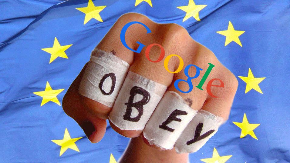 Google risikerer gigantbot på 50 milliarder kroner