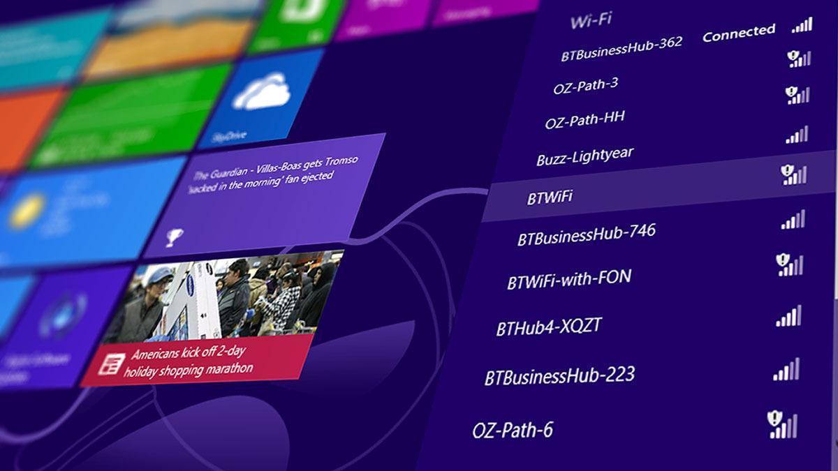 I Windows 10 kan du slippe å huske WiFi-passord