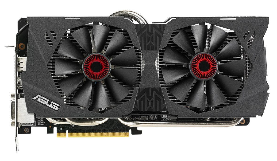GeForce GTX 780 Strix.Foto: Asus