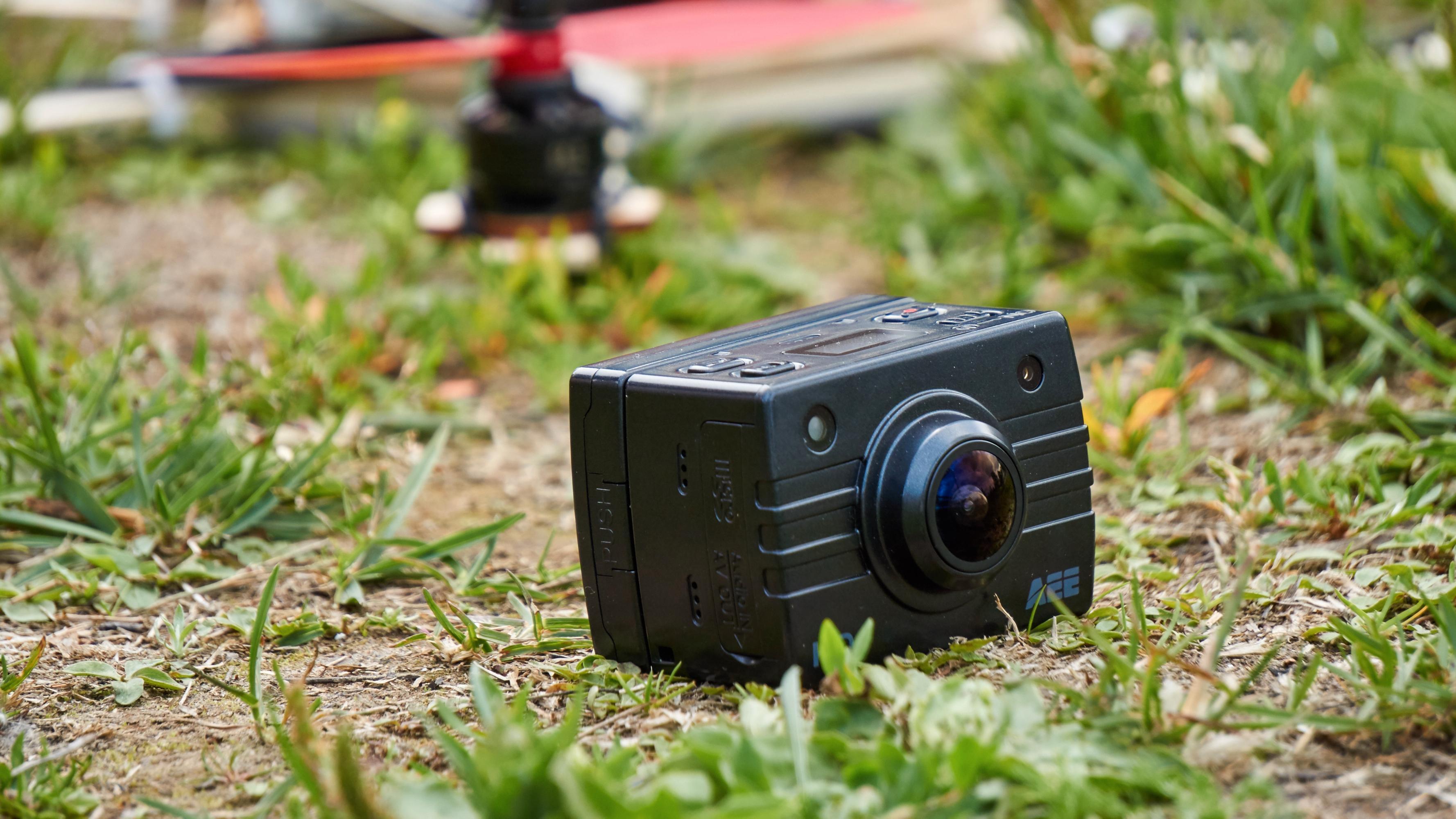 Ett av kameraene som ble brukt.