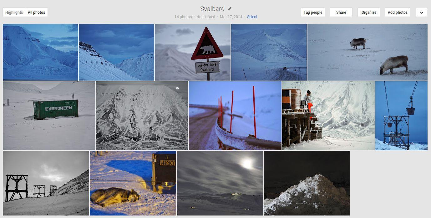 Med SIM-kort i kameraet kan du laste bilder rett opp til sosiale media eller skylagringstjenester.Foto: Faksimile: Google+