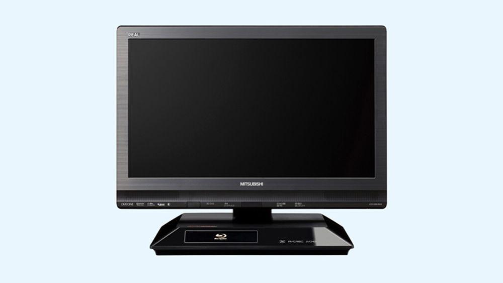 Alt-i-ett-TV fra Mitsubishi