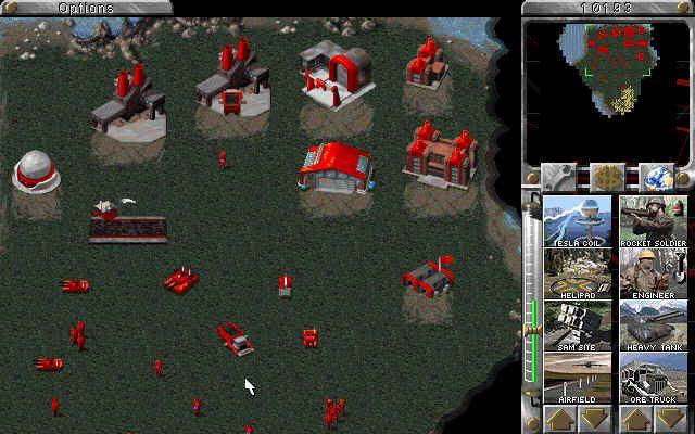 Vi gleder oss til å få spille Red Alert i 4K-oppløsning.