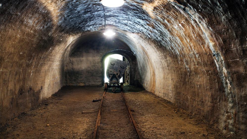 Skal ha funnet skjult nazi-tog ved hjelp av georadar