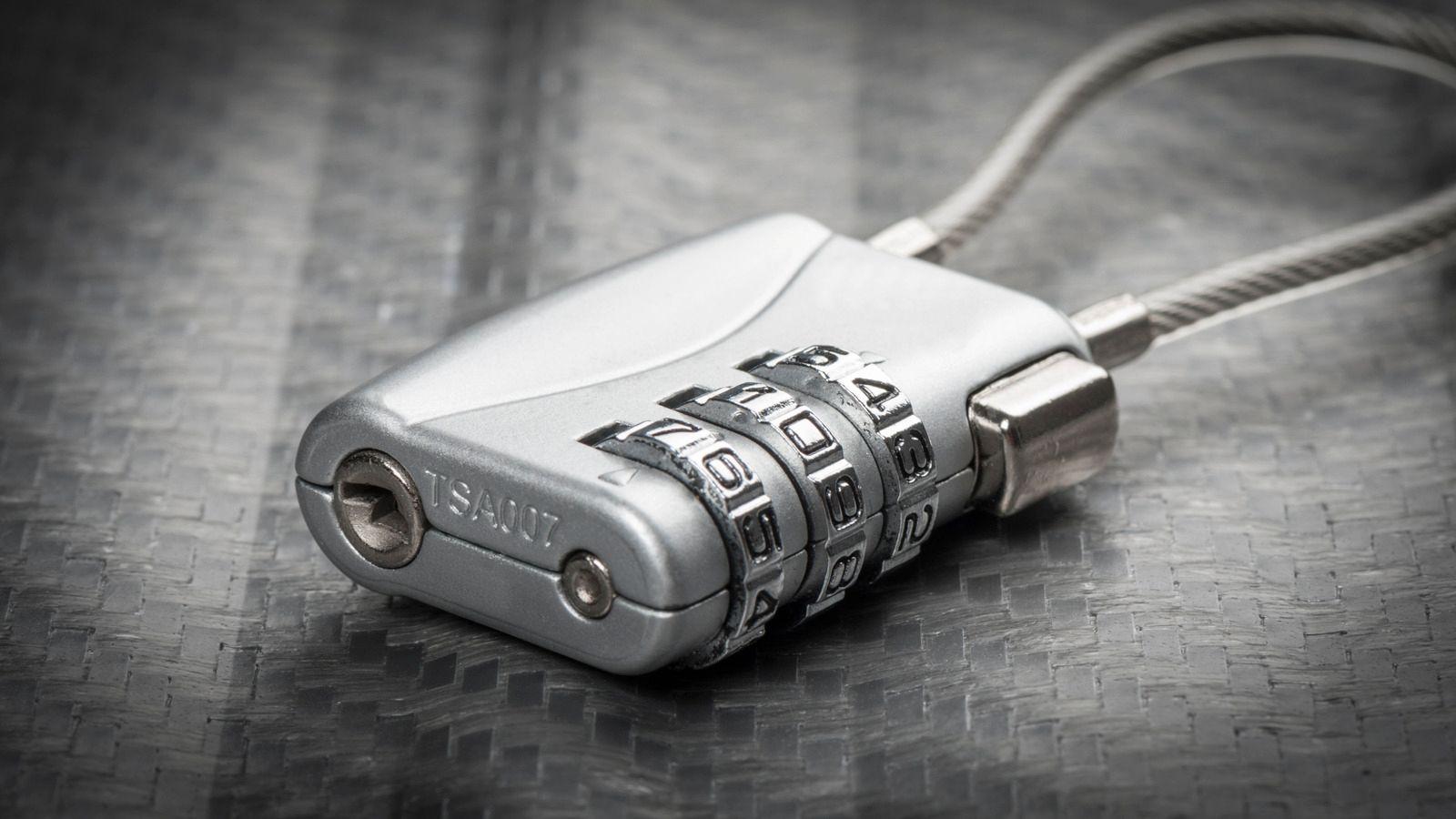 3D-printet nøkkel åpner alle TSA-låser