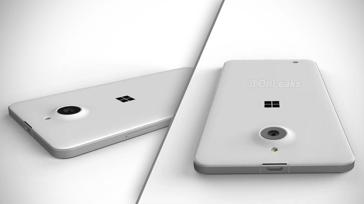 Dette kan være Lumia 850