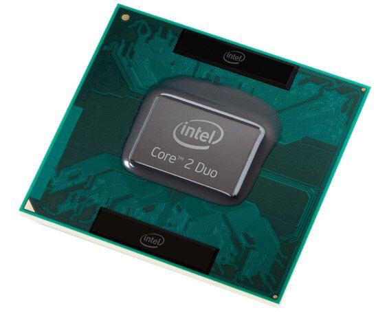 Snart på 45 nm: Core 2 Duo for bærbare