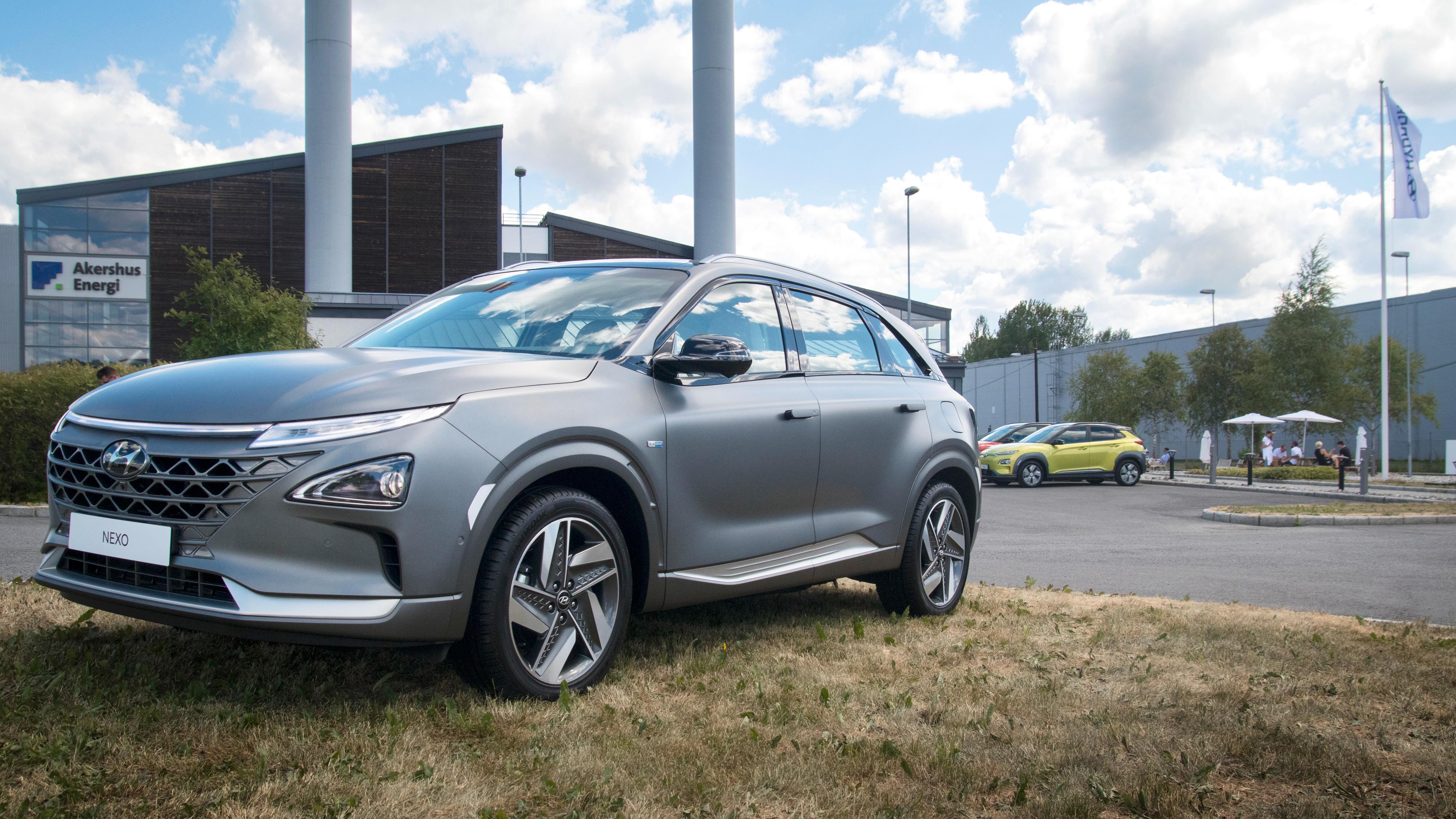 Hyundai la stor europeisk prøvekjøring til Norge