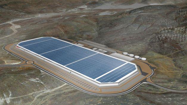 Tesla vurderer å lage sin fjerde «Gigafactory» i Europa