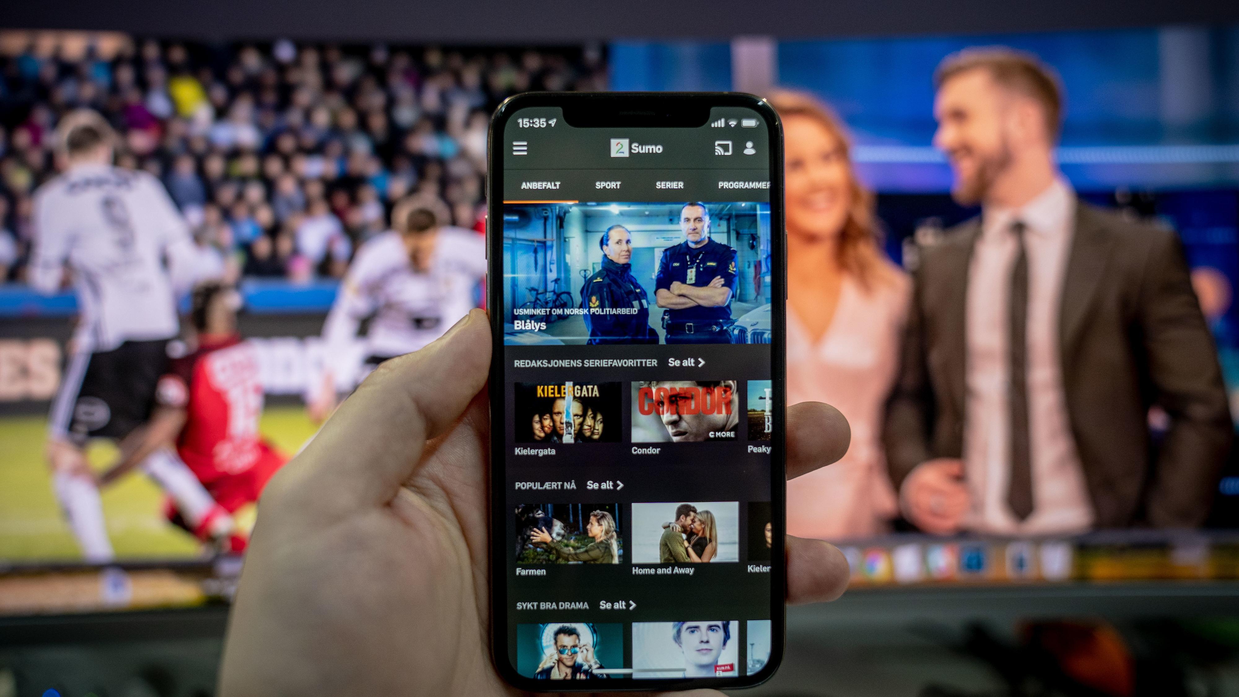 Regjeringen vil la deg strømme norsk TV i Europa