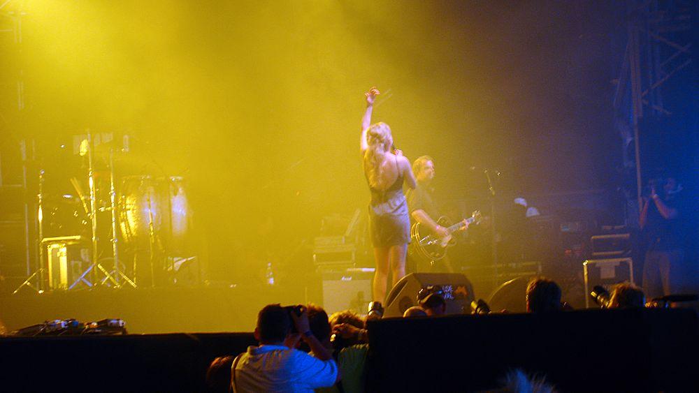 Roskilde, dag I - Den nye souldronningen og britiske legender