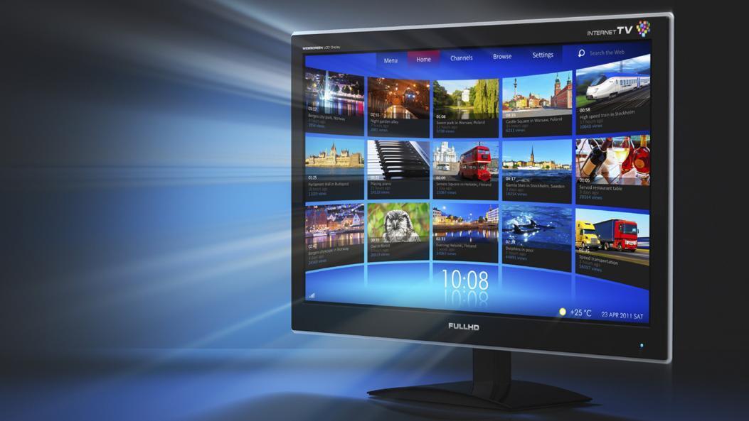 Skal du strømme høykvalitets HD-materiale over nettverket, er kabel å foretrekke.Foto: Istockphoto / scanrail