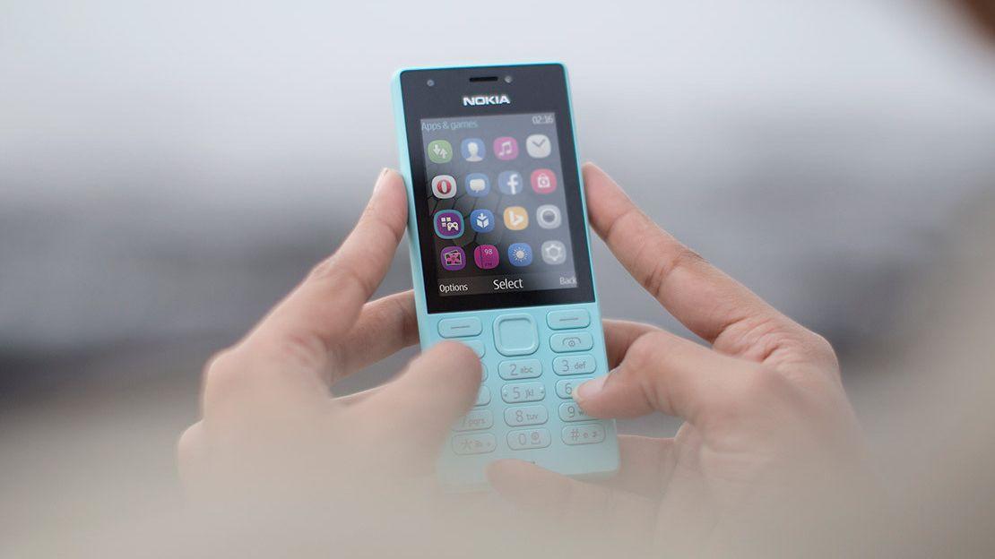 Microsofts nye telefon er for deg som ikke krever massevis av fancy funksjoner