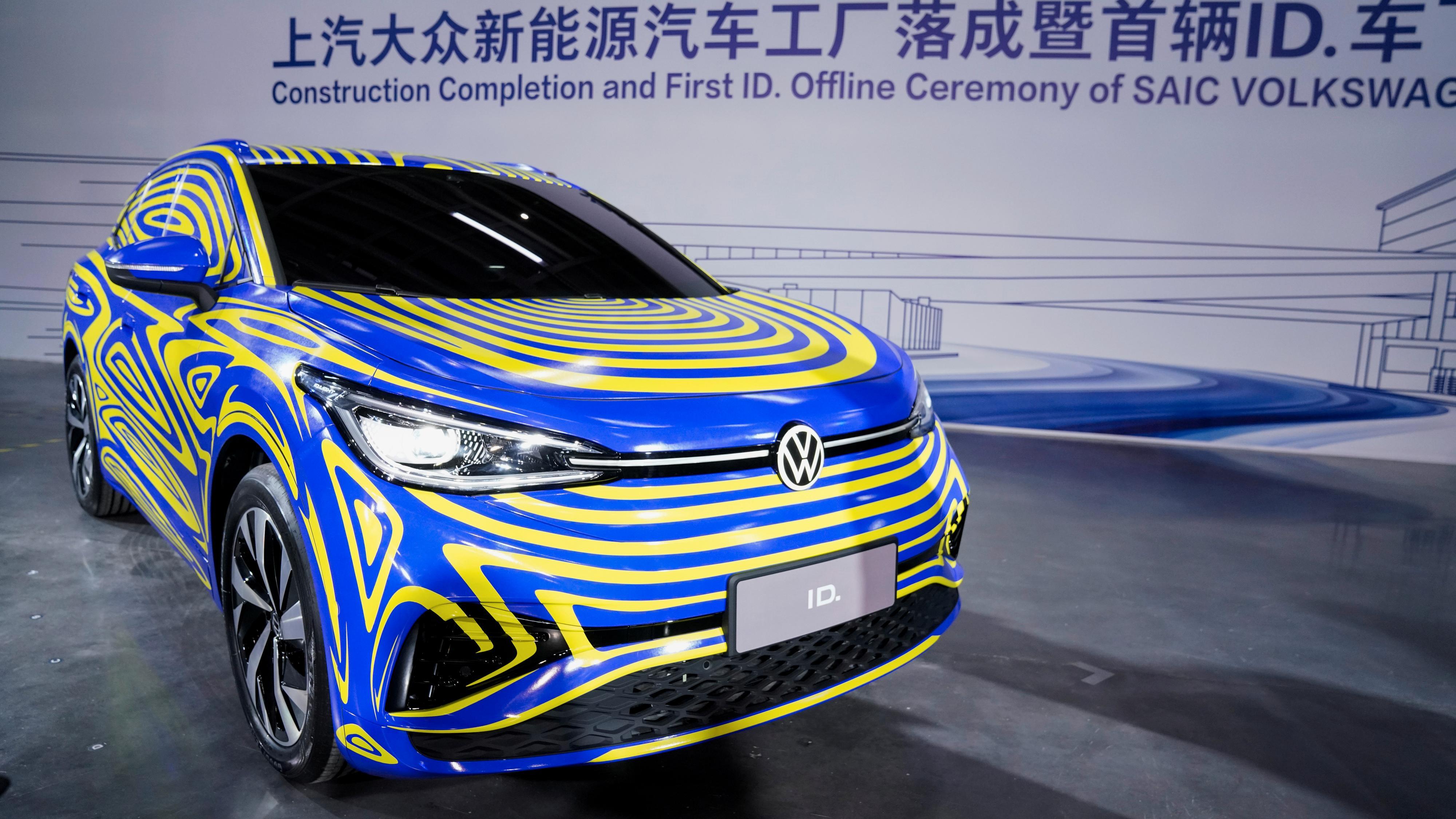 Dette er alt vi vet om Volkswagens kommende el-SUV
