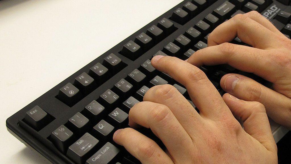 Slik bytter du Hero tastatur Guide Tek.no