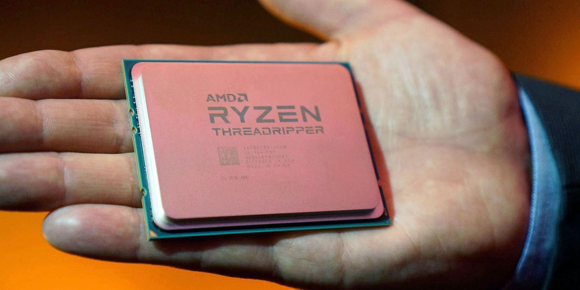 Ryzen Threadripper 3970X er både bedre og billigere enn Xeon-prosessoren Apple benytter.