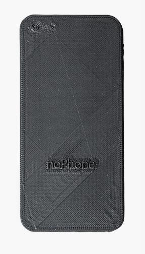 Det største spørsmålet med noPhone er vel egentlig om dette er et seriøst prosjekt eller bare en spøk. Nettsiden til produktet ser mer eller mindre blodseriøs ut, iallefall.Foto: noPhone