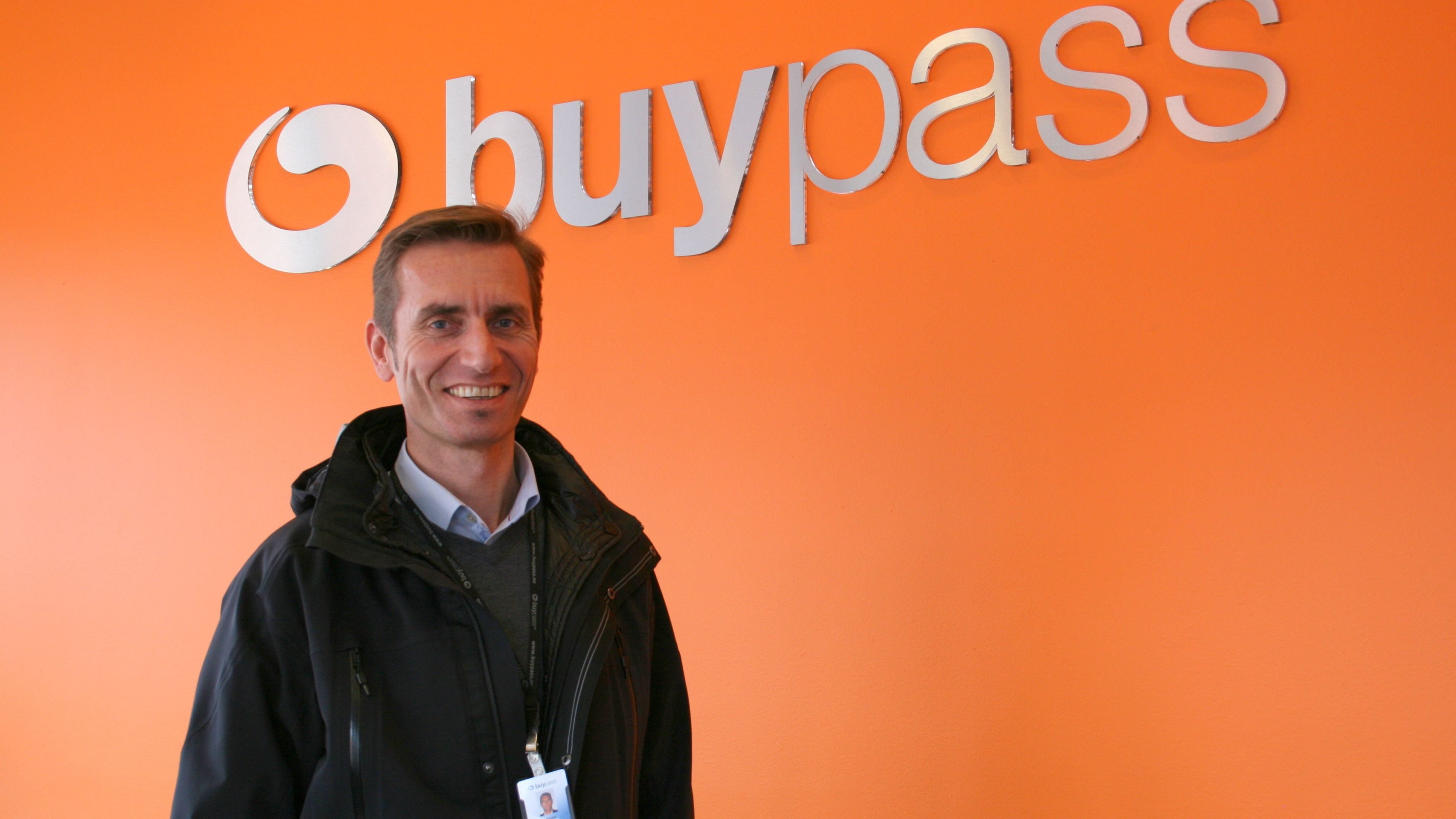 Buypass klare for NFC