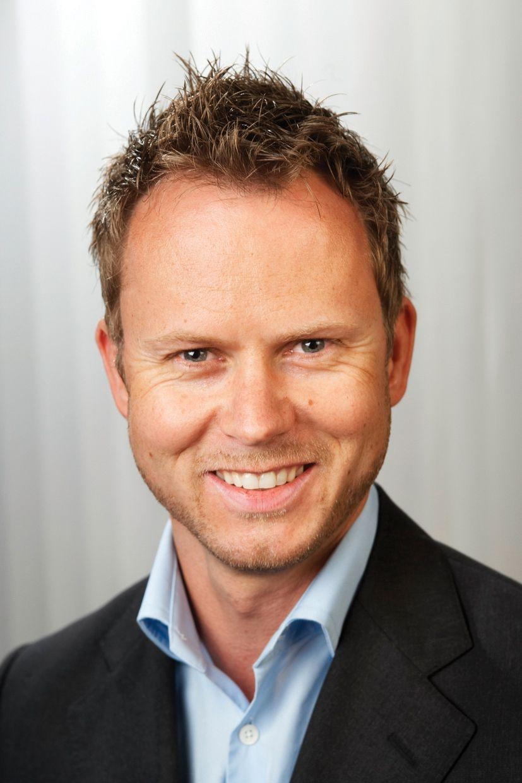 Karl Fredrik Lund, direktør for privatmarkedet i NetCom.Foto: NetCom