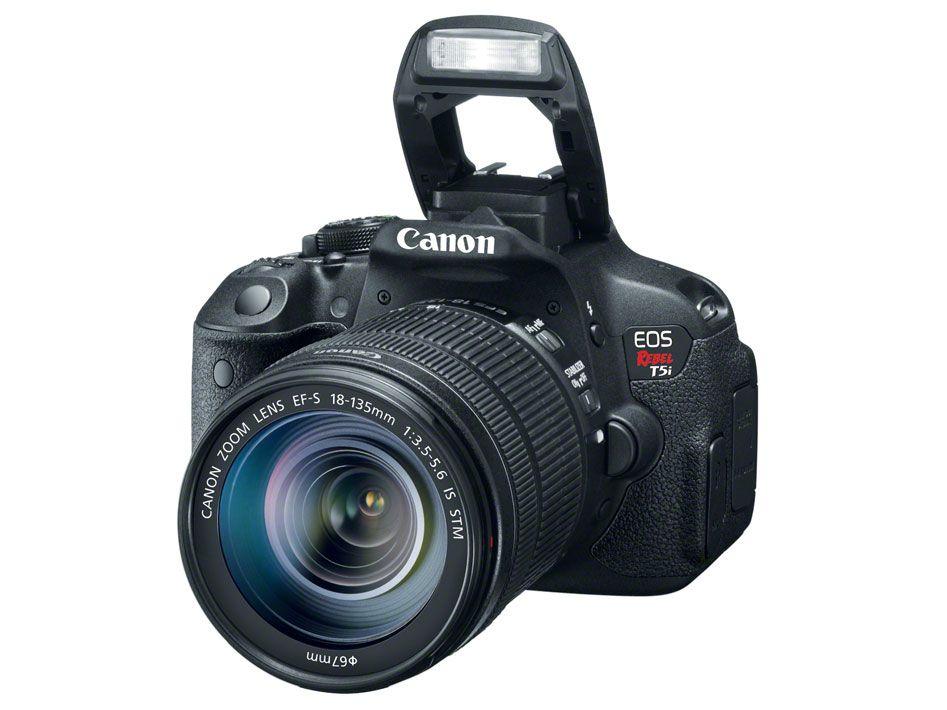 Dette er Canon EOS 65... unnskyld, 700D.Foto: Canon