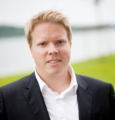 Ice-sjef Eivind Helgaker forteller at kapasiteten i nettet deres øker og at selskapet er godt rustet til veien videre.