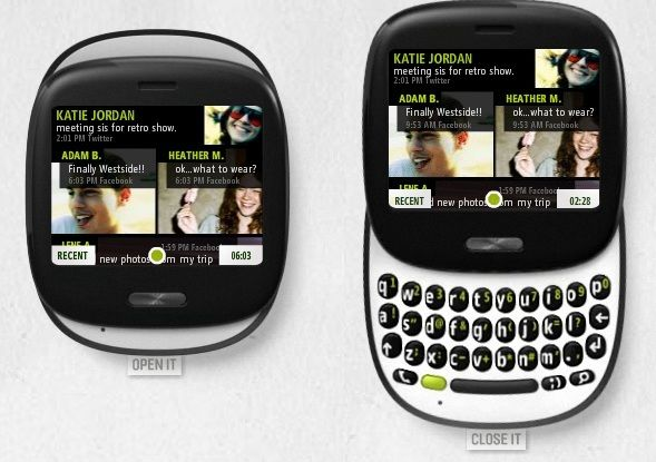 Microsoft Kin var lettversjonen av Windows Phone 7. Det kunne ikke gå bra, og gjorde det heller ikke.