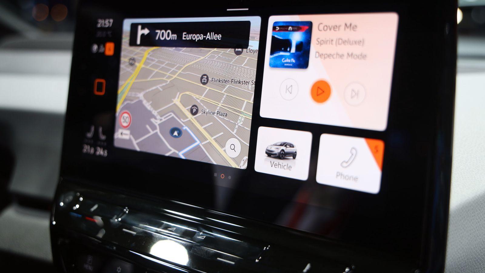 App Connect-løsningen vil mangle fra start for dem som vil ha levert bil så fort som mulig.