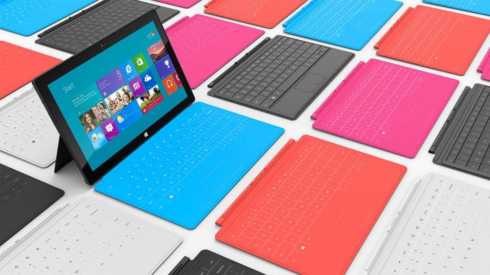 Surface Pro.Foto: Microsoft