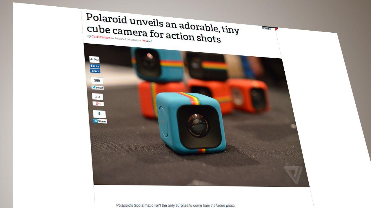 Denne lille terningen er et kamera