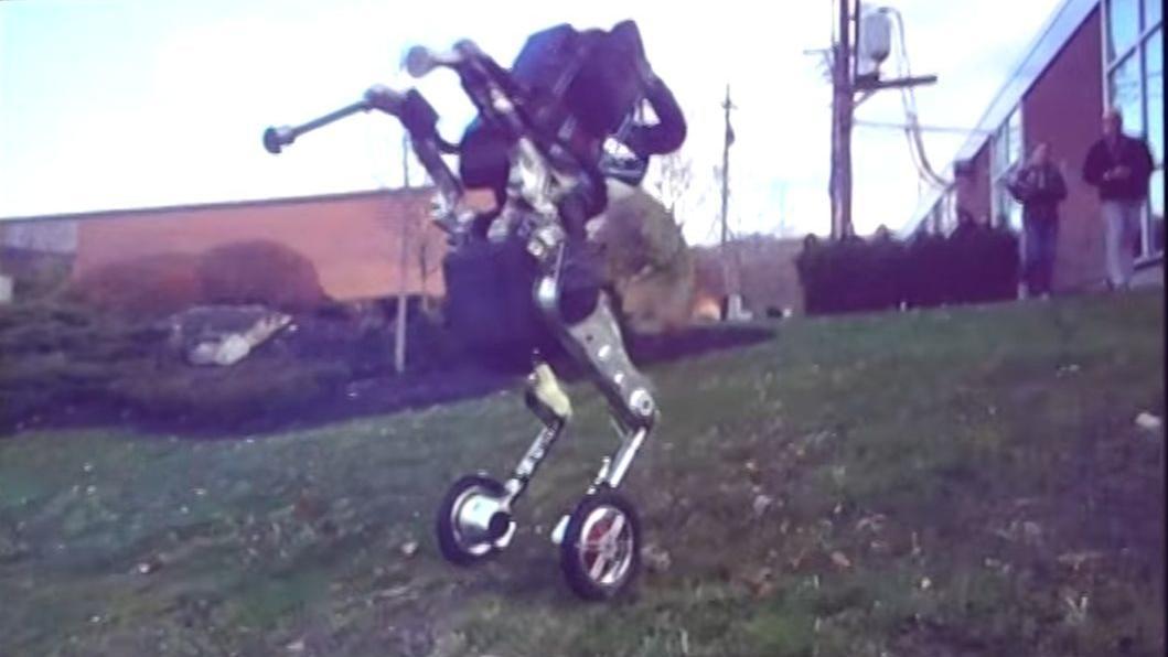 Googles nye robot beskrives som «mareritt-fremkallende»