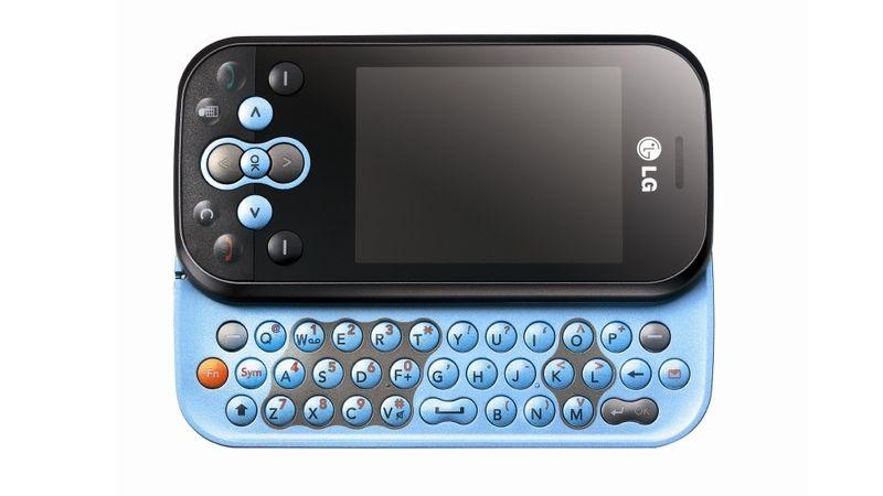 Test: LG GW620 Rimelig Android med tastatur Test Tek.no