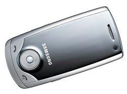 Samsungs U700 har et stilfullt ytre.