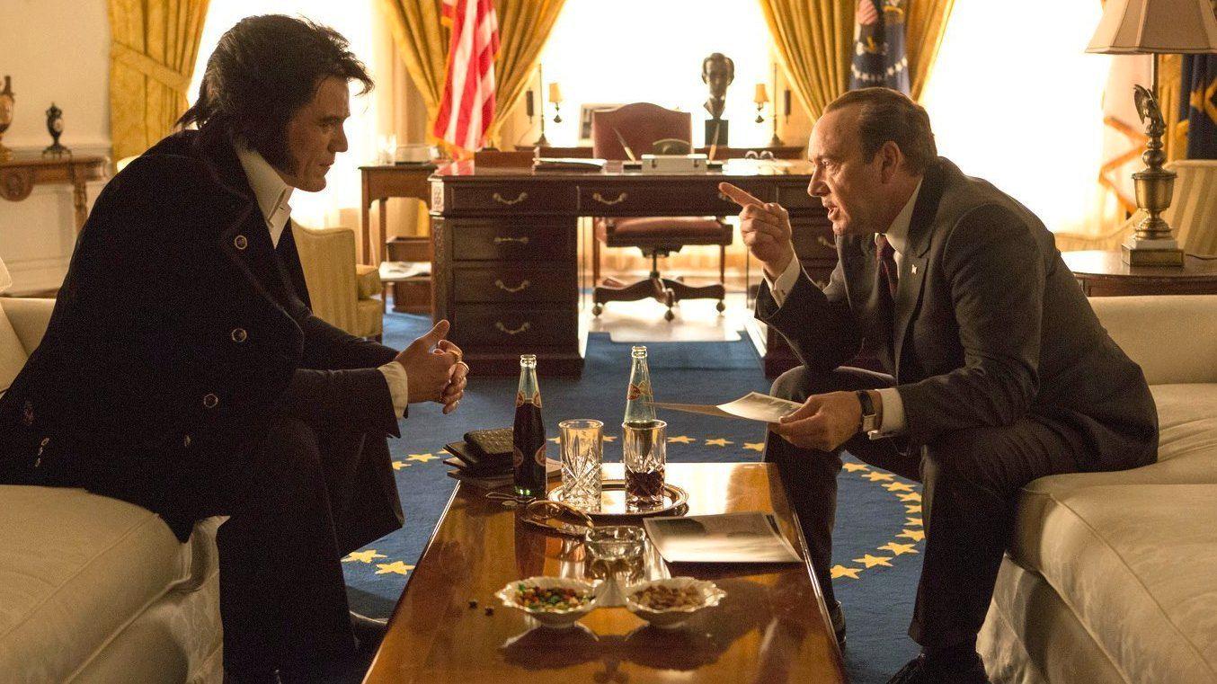 Amazon sikrer seg Kevin Spacey-filmen Elvis & Nixon