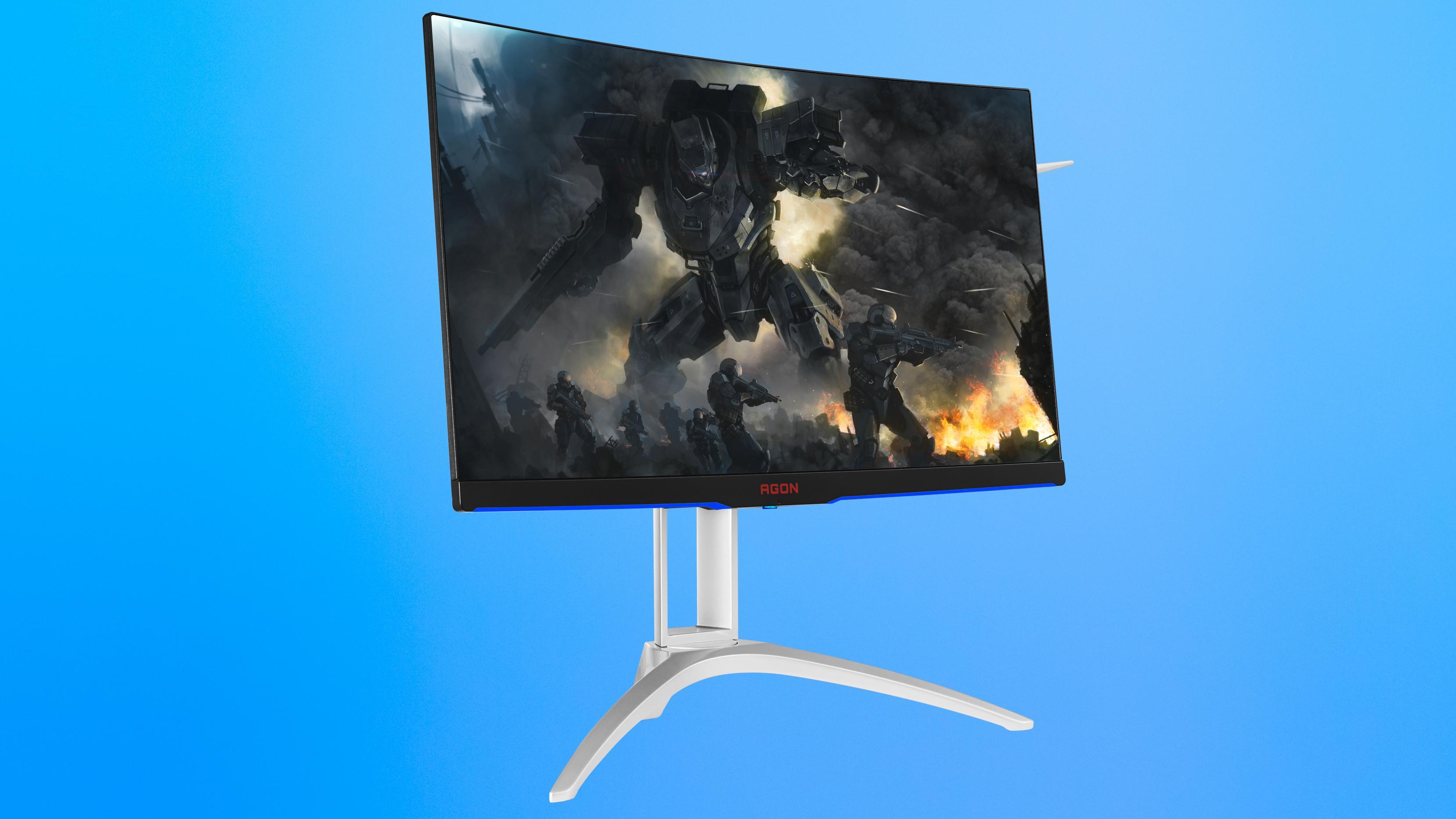 AOC frir til spillerne med to nye «rammeløse» skjermer