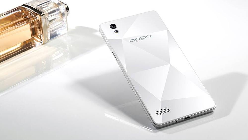 Kinesiske Oppo lanserer ny og stilfull mobiltelefon