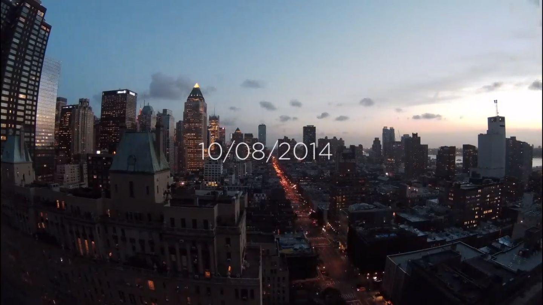 Datoen for lansering er i det minste klar.Foto: HTC/Skjermdump fra YouTube