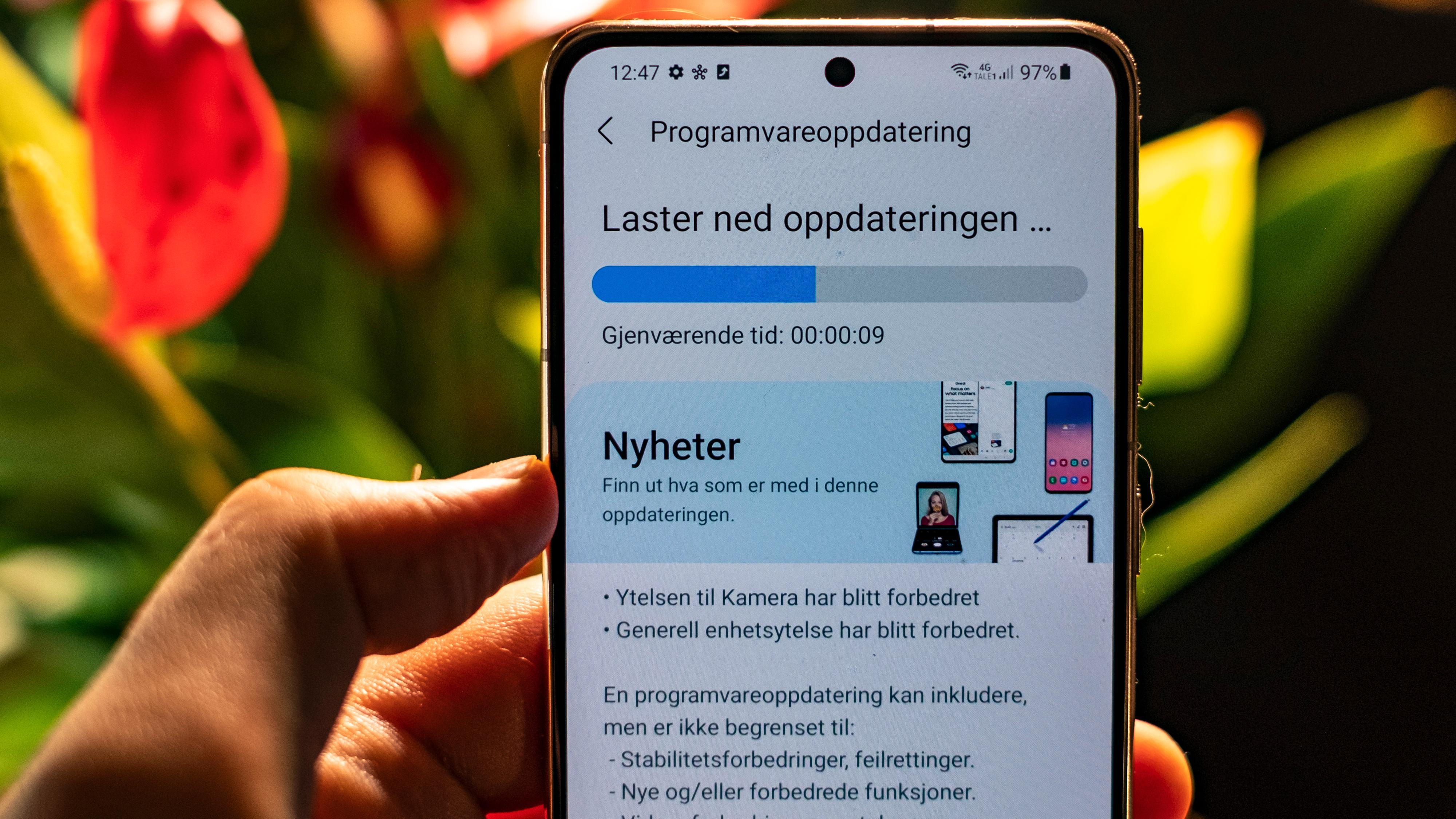 Samsung har nylig forpliktet seg til fire års sikkerhetsoppdateringer til telefoner levert etter 2019. Nå vil Tyskland tvinge dem - og andre telefonprodusenter - til å øke det til hele sju år.