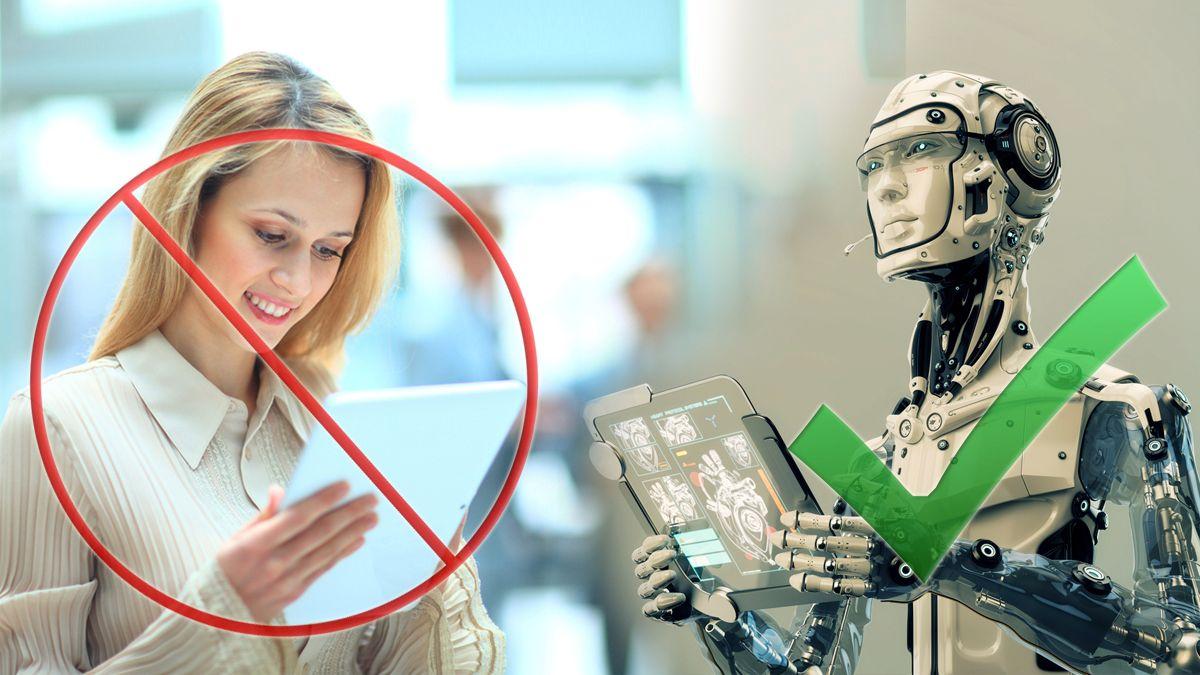 – Hver tredje jobb kan bli erstattet av roboter