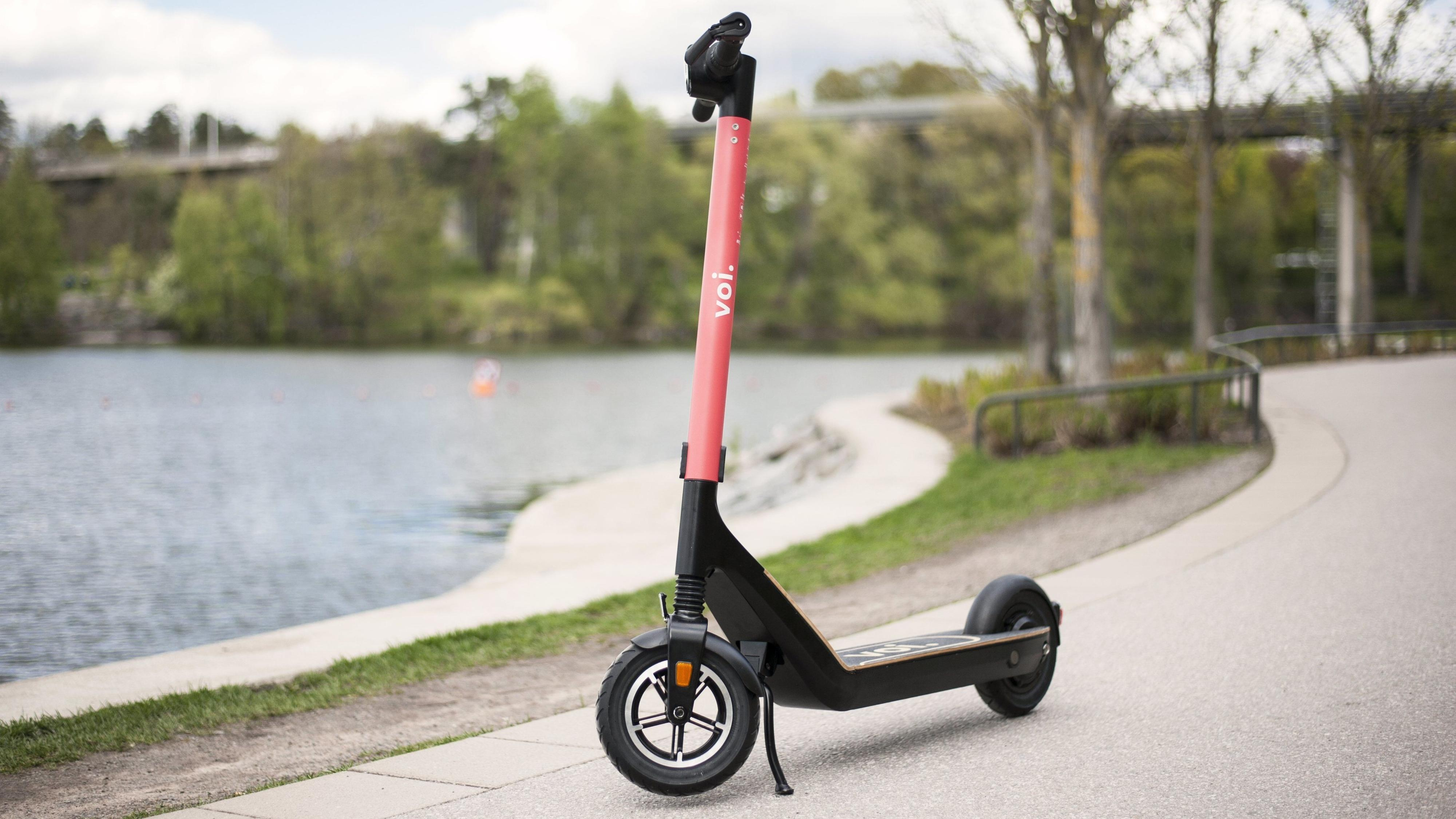 Voi lanserer ny elsparkesykkel