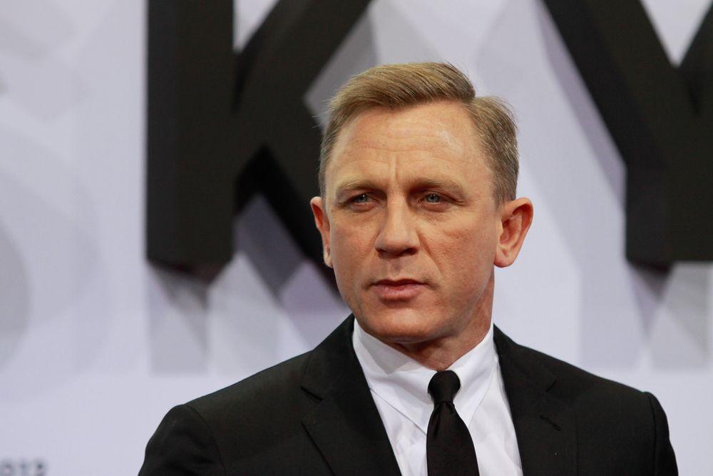 Daniel Craig vender tilbake som James Bond i «Spectre» neste år.Foto: Piotr Zajac/Shutterstock.com