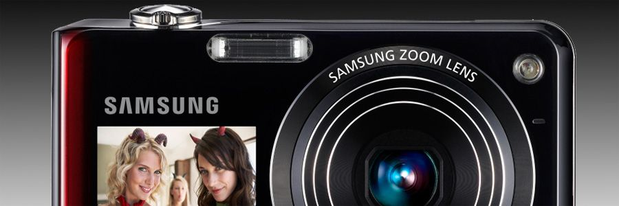Selvportrettkameraer fra Samsung