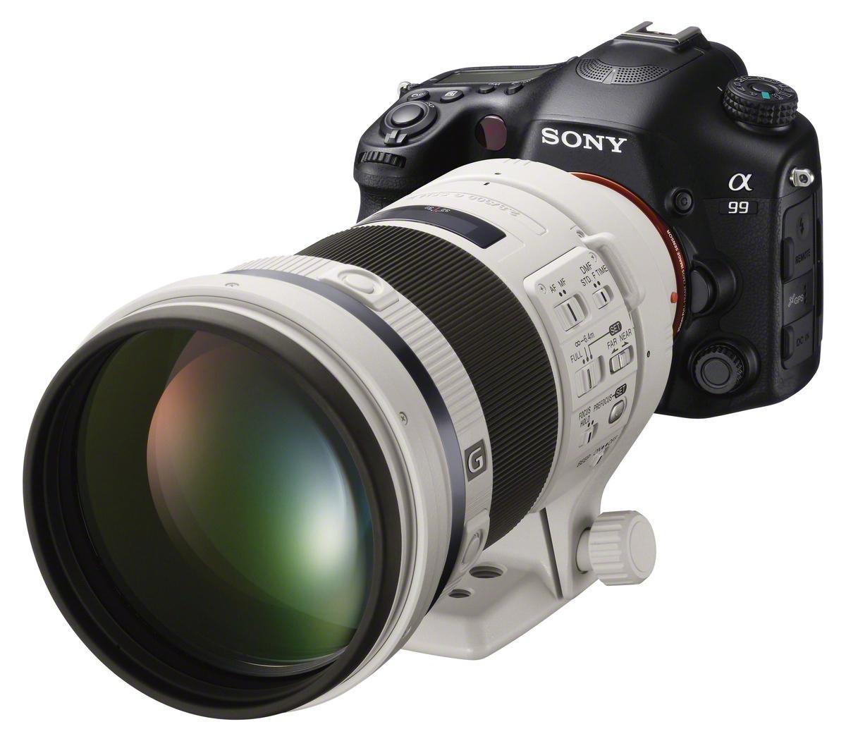 Sony SLT-A99.Foto: Sony
