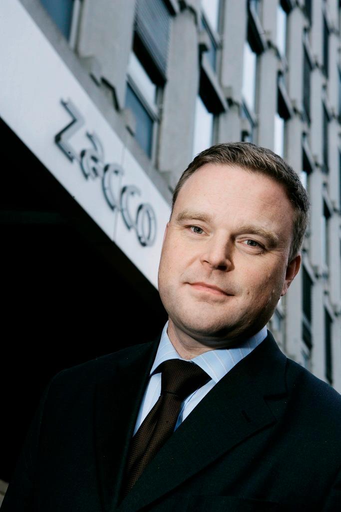 Thor Mosaker i BSA Norge mener tallene tross alt gir grunn til optimisme.Foto: BSA Norge