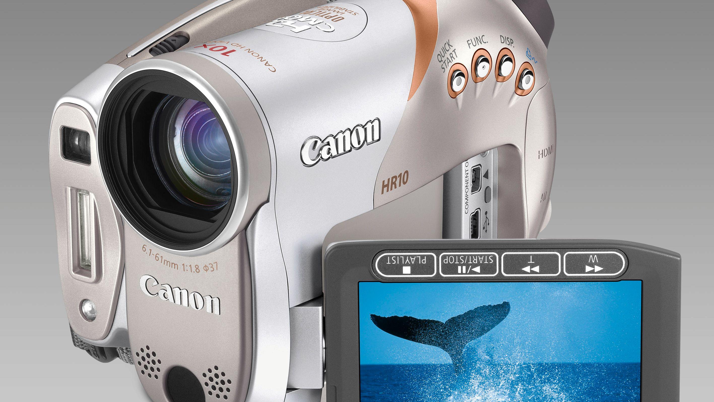 Minste DVD HD-kamera til nå
