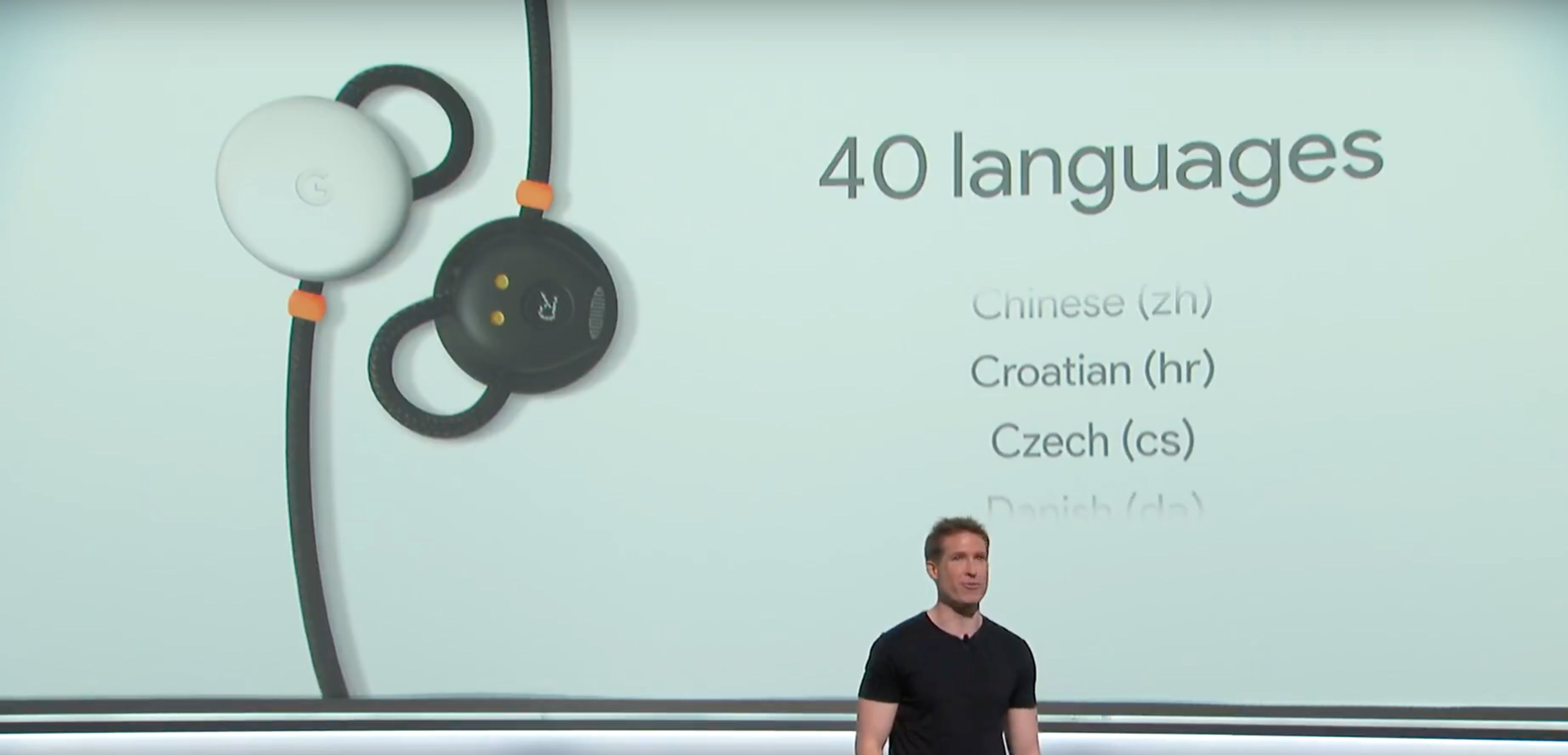 40 språk skal være støttet. Norsk inkludert!